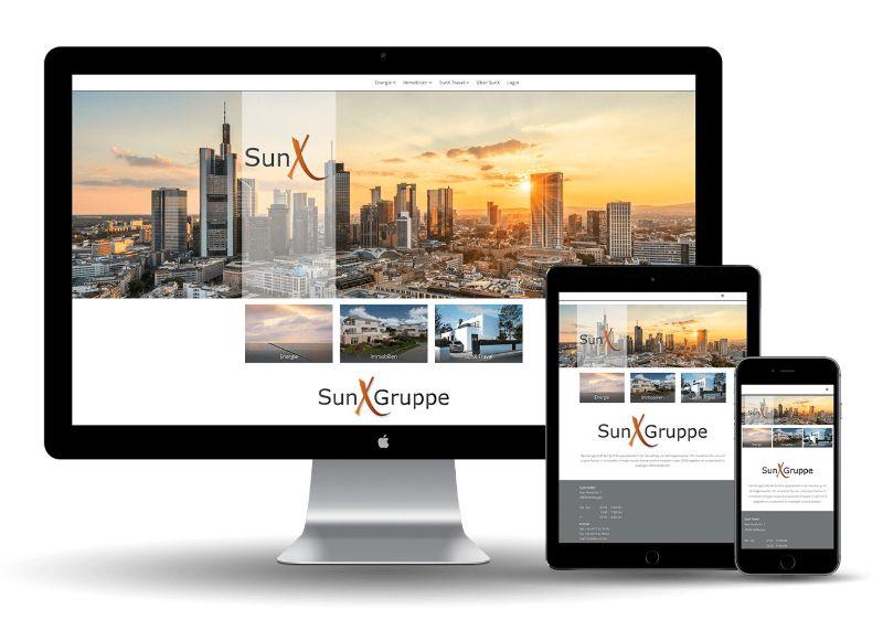 Online Marketing United - SunX