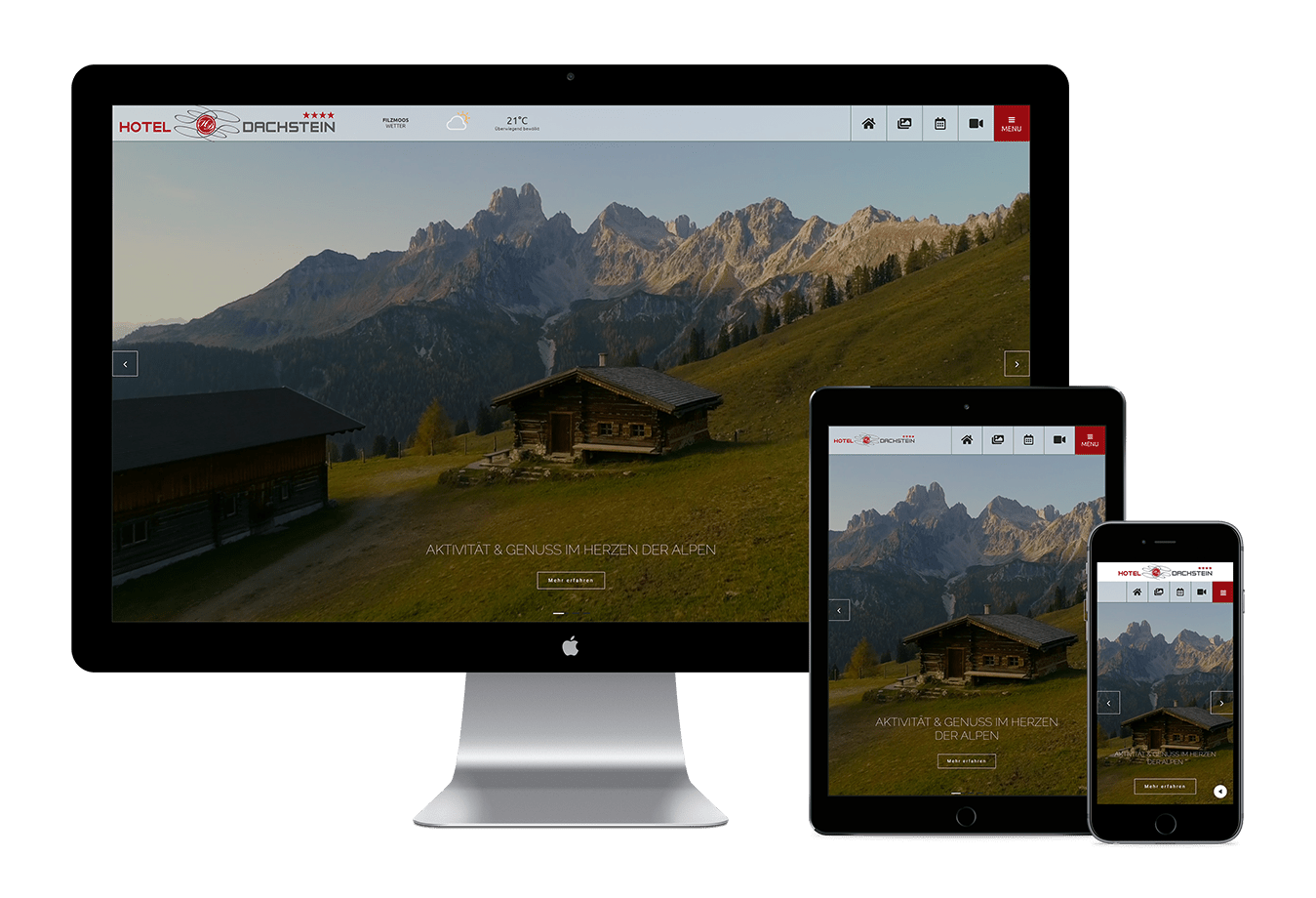 Online Marketing United - Hotel Dachstein